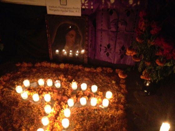 Guadalupe grave